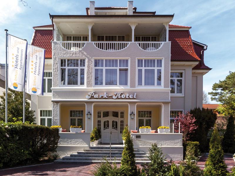 Park Hotel Timmendorfer Strand 4 Sterne Hotel An Der Ostsee
